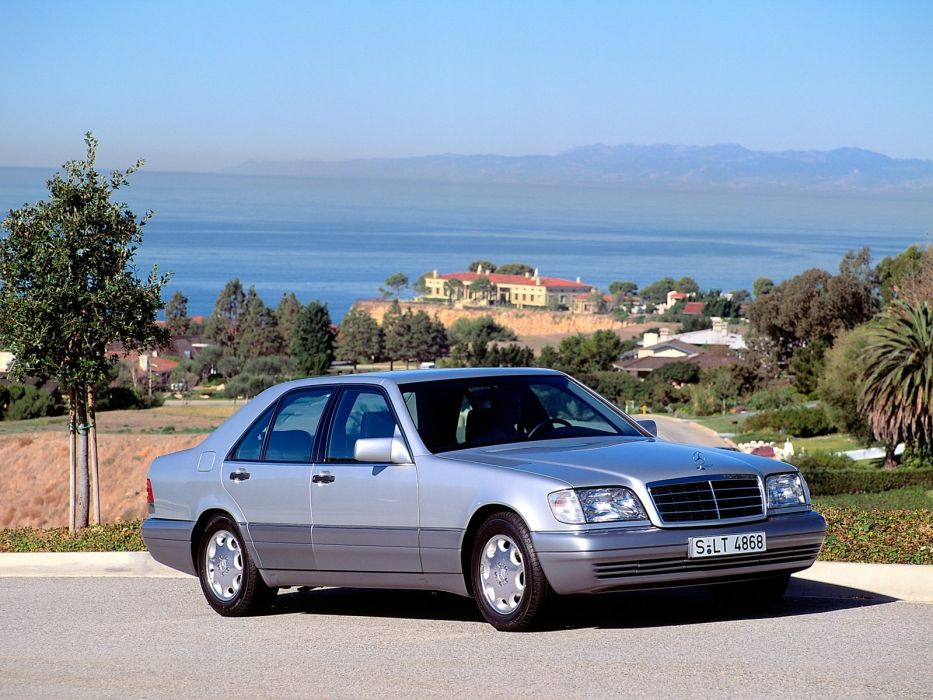 Mercedes-Benz S280 1994 wallpaper