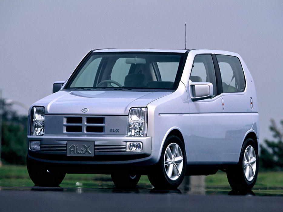 Nissan AL-X Concept 1997 wallpaper