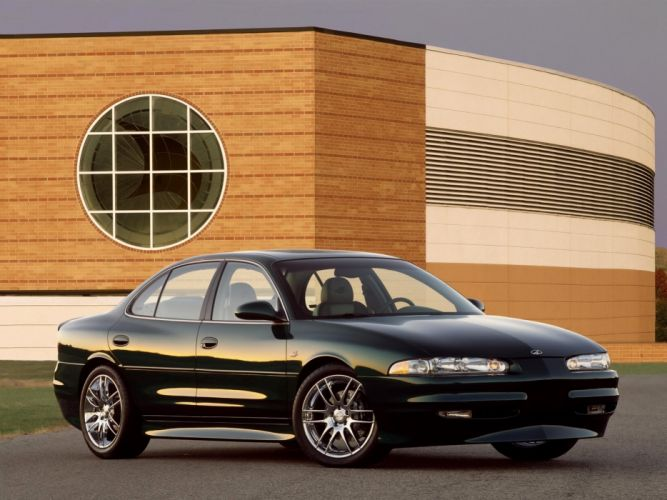 Oldsmobile Intrigue OSV Concept 1999 wallpaper