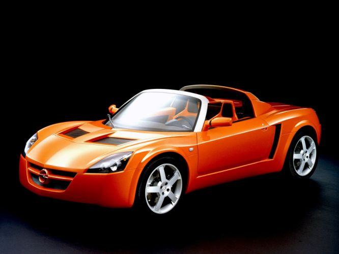 Opel Speedster Concept 1999 wallpaper