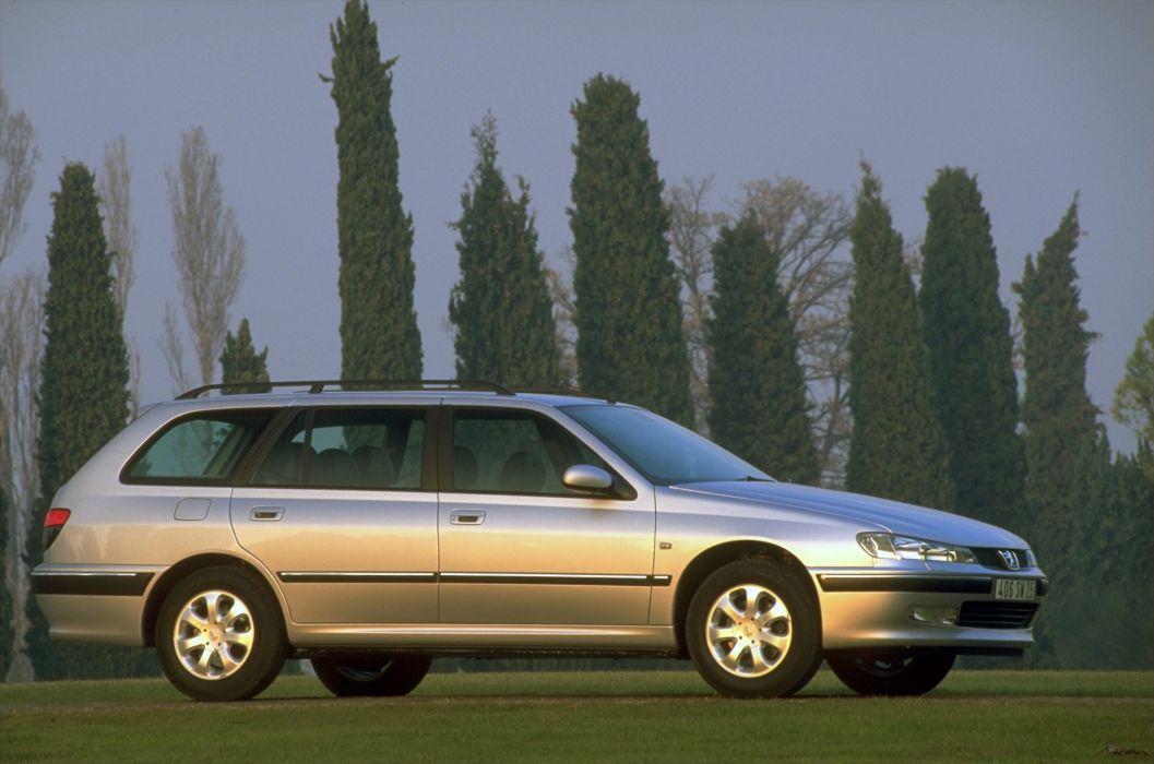 Peugeot 406 Break 1999 wallpaper