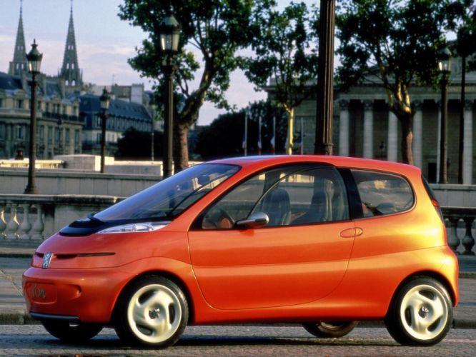 Peugeot Ion Concept 1994 wallpaper