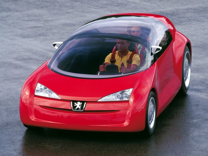 Peugeot Bobslid Concept 2000 wallpaper