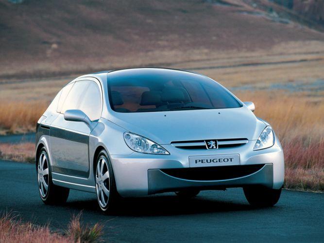 Peugeot Promethee Concept 2000 wallpaper