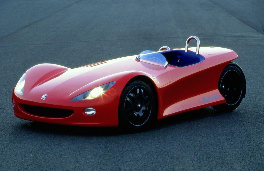 Peugeot Asphalte Concept 1996 wallpaper