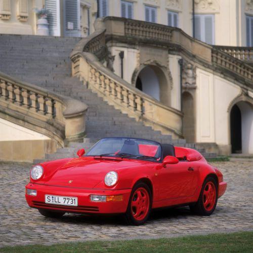 Porsche 911 Carrera 2 Speedster 1992 wallpaper