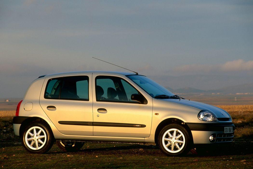Renault Clio 5 Door 1998 Wallpaper 3000x2000 1033970 Wallpaperup
