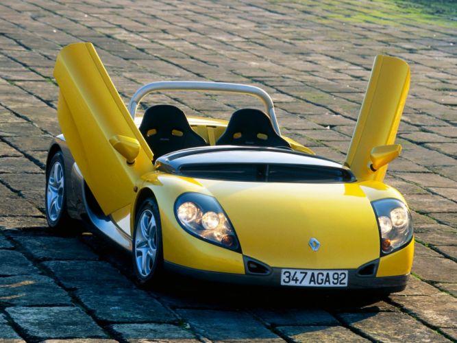 Renault Sport Spider 1995 wallpaper