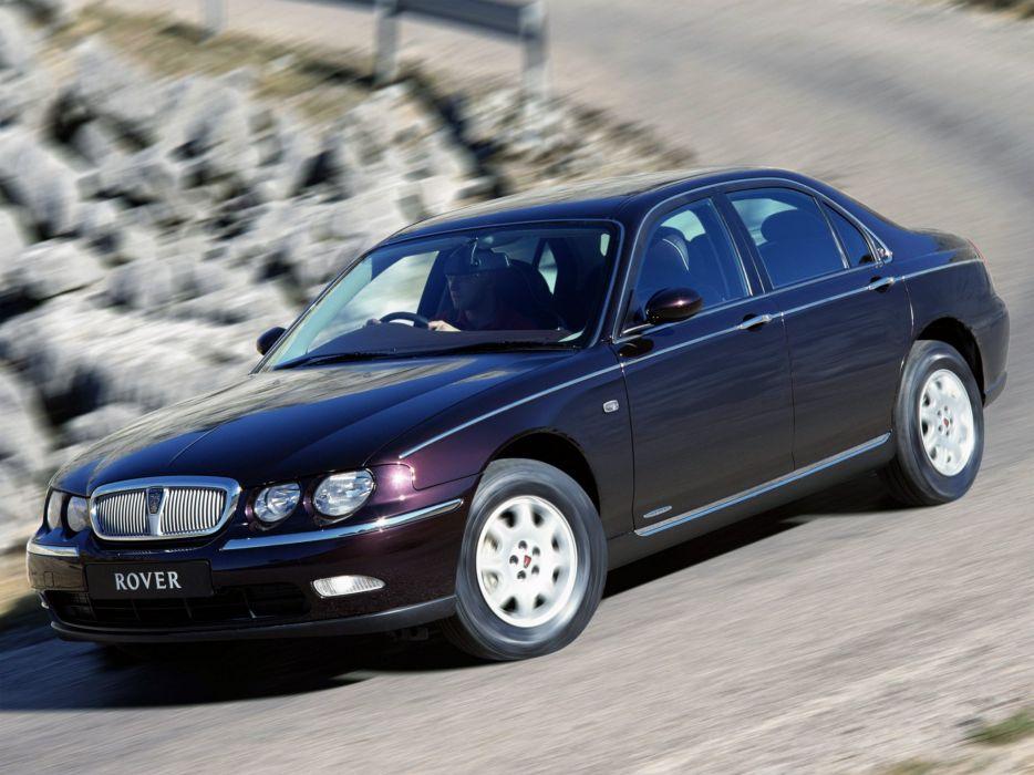 Rover 75 1998 wallpaper
