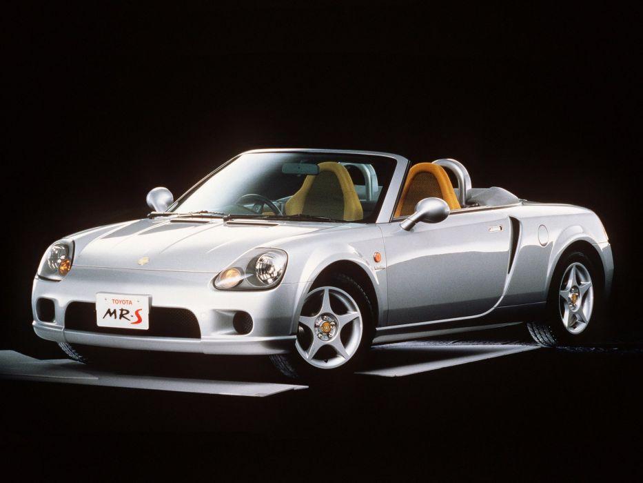 Toyota MR-S Concept 1997 wallpaper