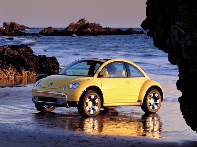 Volkswagen New Beetle Dune Concept 2000 wallpaper