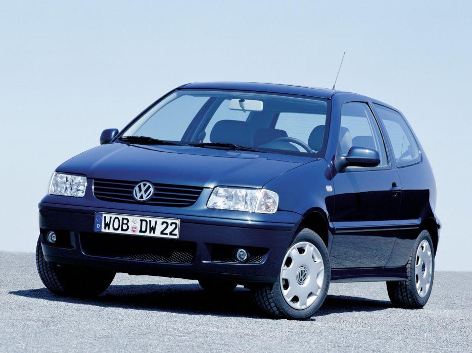 Volkswagen Polo 3-door 1999 wallpaper
