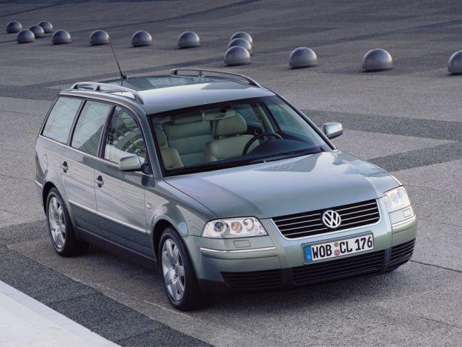 Volkswagen Passat Variant 2000 wallpaper