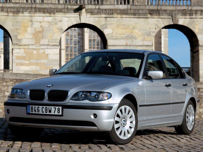 BMW 318i Sedan 2001 wallpaper