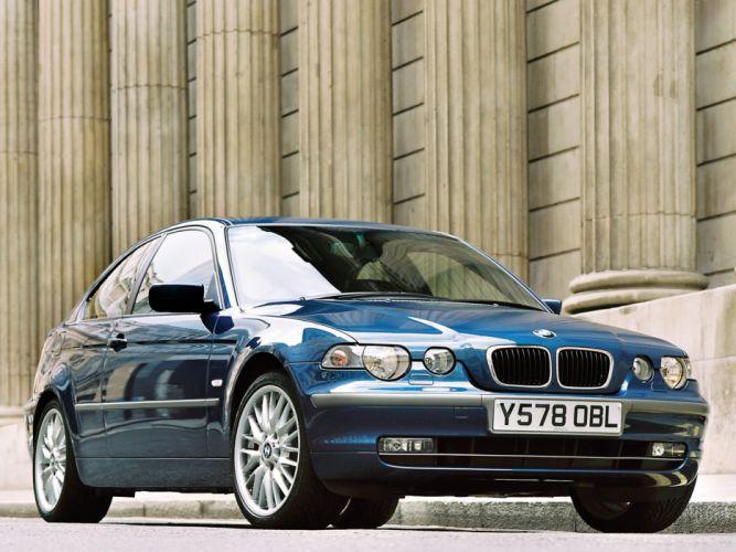 BMW 325ti Compact 2001 wallpaper