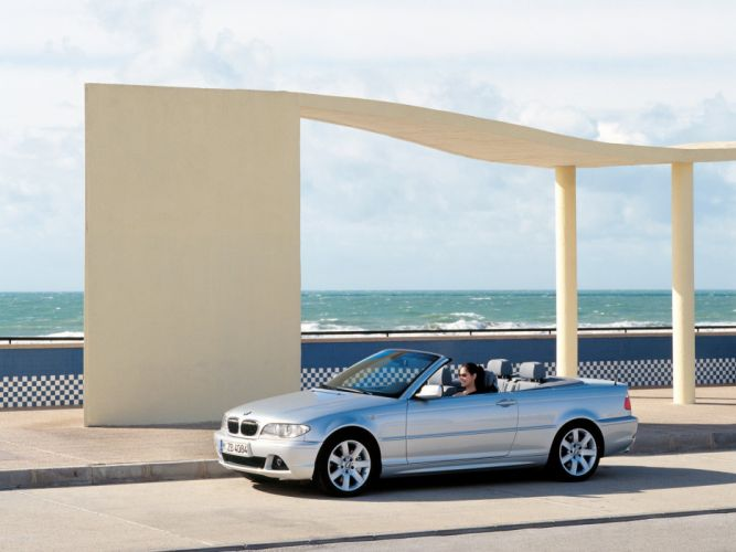 BMW 330Ci Cabrio 2003 wallpaper