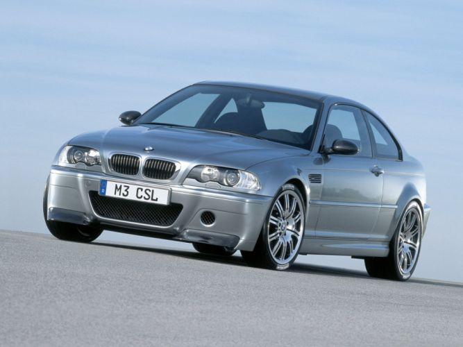 BMW M3 CSL Concept 2001 wallpaper