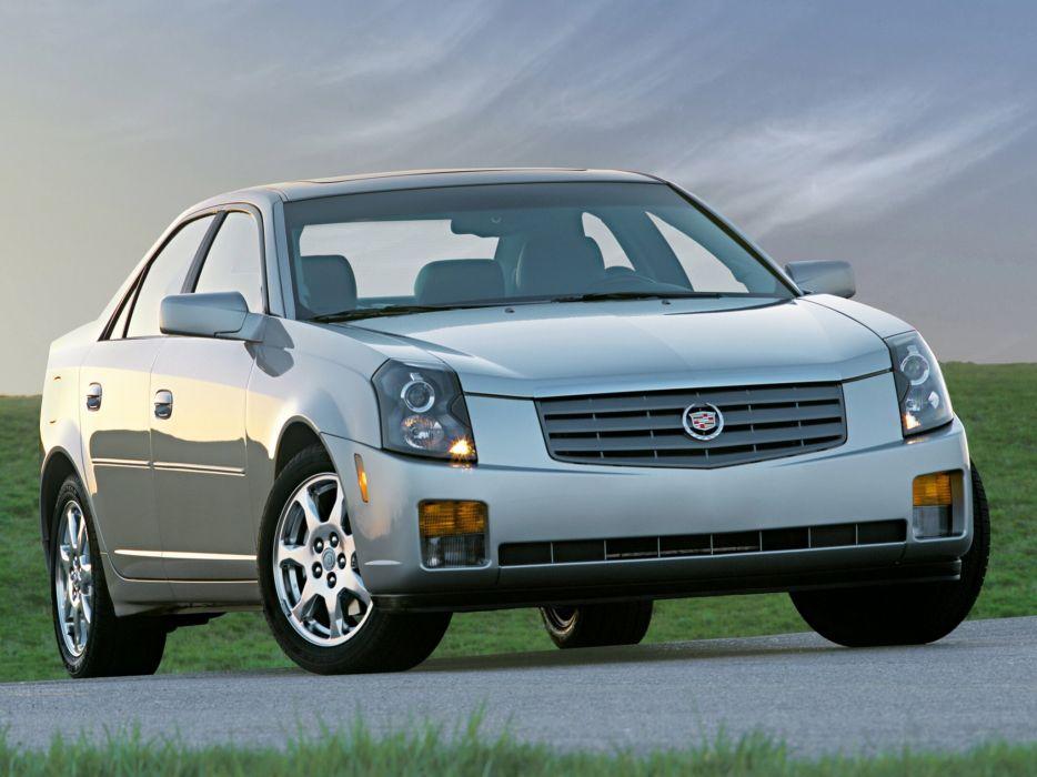 Cadillac CTS 2002 wallpaper