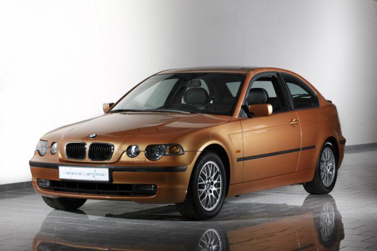 BMW Drive Stick Car 2001 wallpaper