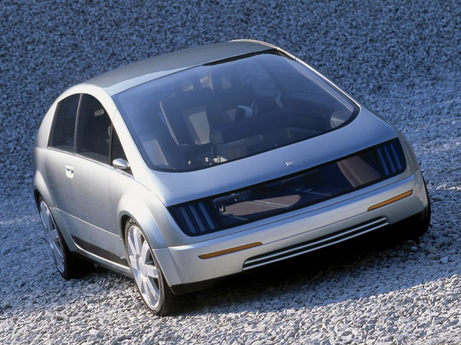 GM Hy-Wire Concept 2002 wallpaper