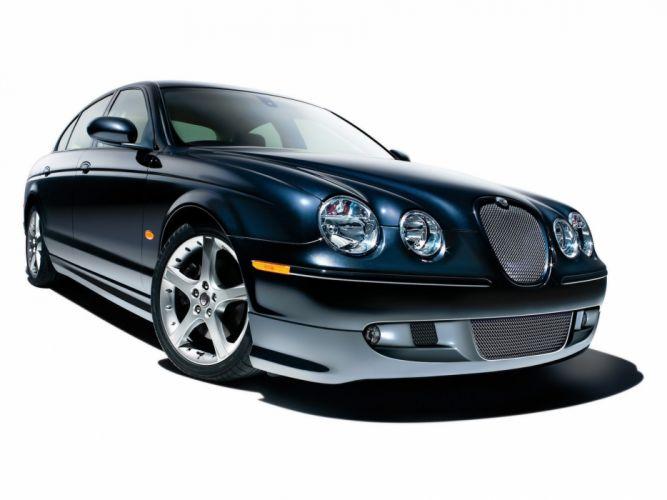 Jaguar S-Type R 2002 wallpaper
