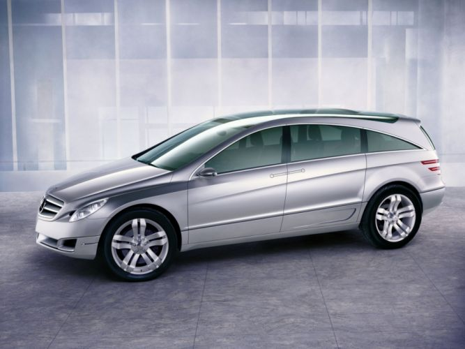Mercedes-Benz Vision GST Concept 2002 wallpaper