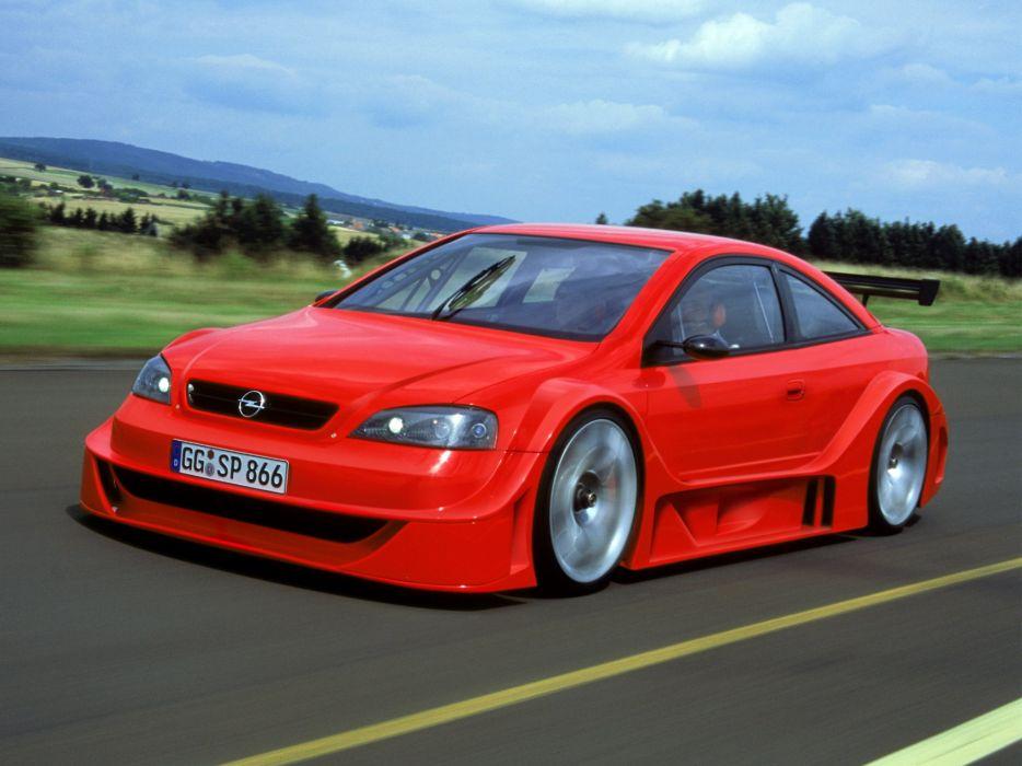 Opel Astra OPC X-Treme Concept 2001 wallpaper