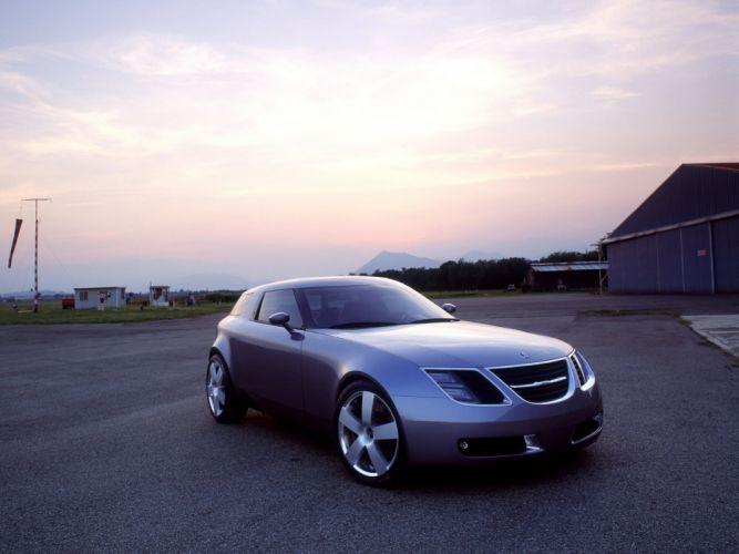 Saab 9X Concept 2001 wallpaper