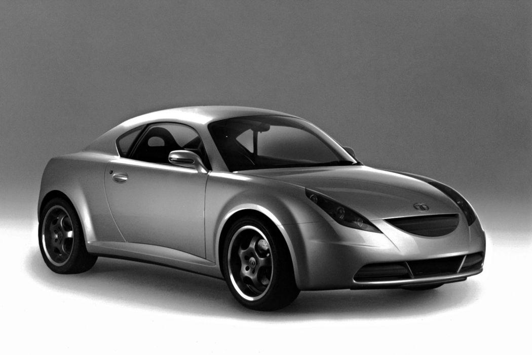 Tata Aria Coupe Concept 2001 wallpaper