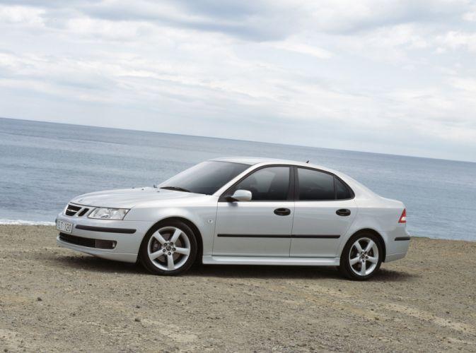 Saab 9-3 2 0t Sport Sedan Automatic 2002 wallpaper