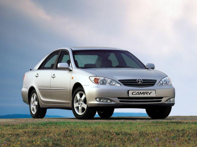 Toyota Camry 2001 wallpaper