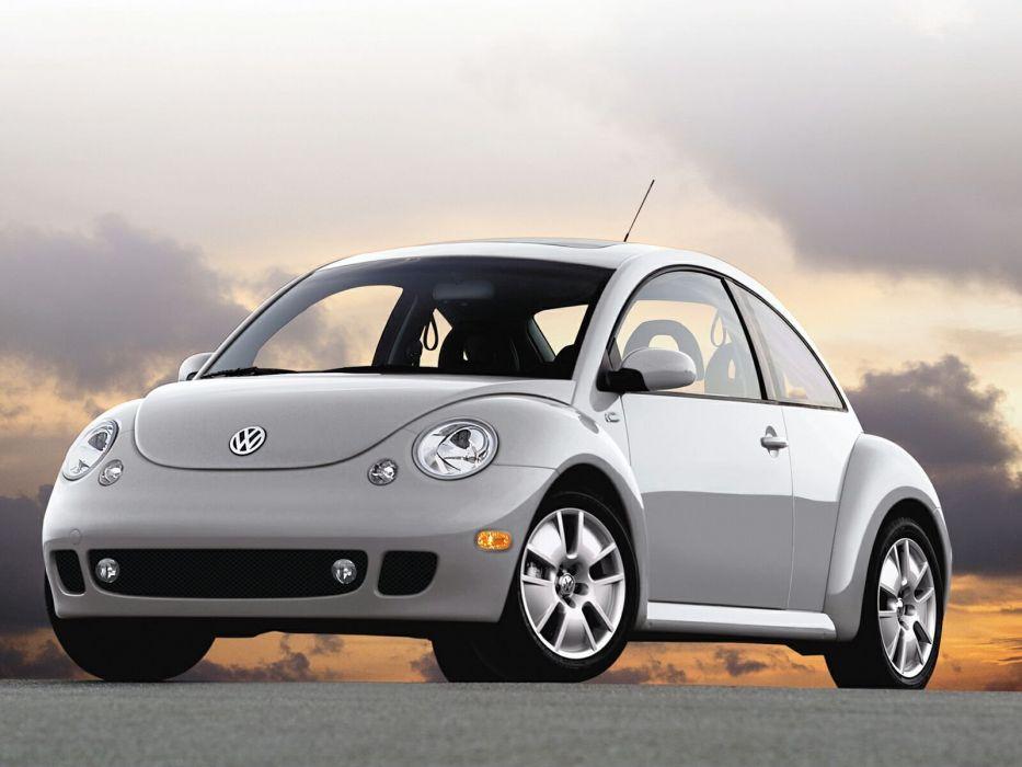 Volkswagen New Beetle Turbo S 2002 wallpaper