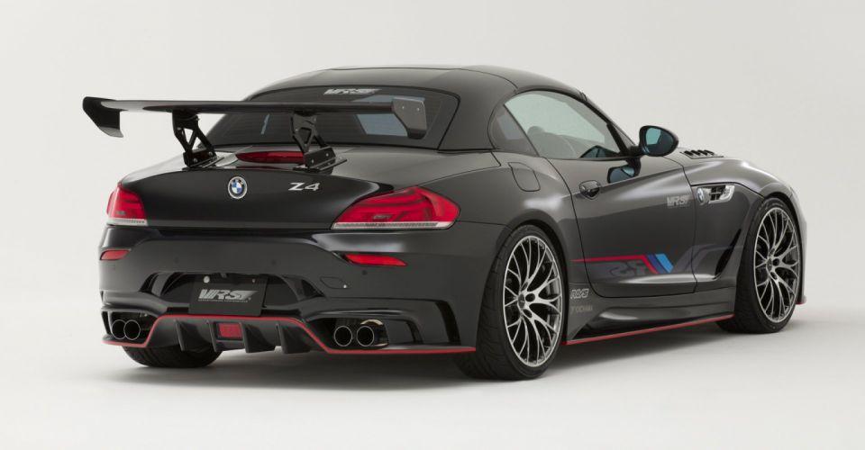 VRS BMW (Z4) (E89) cars black modified 2015 wallpaper