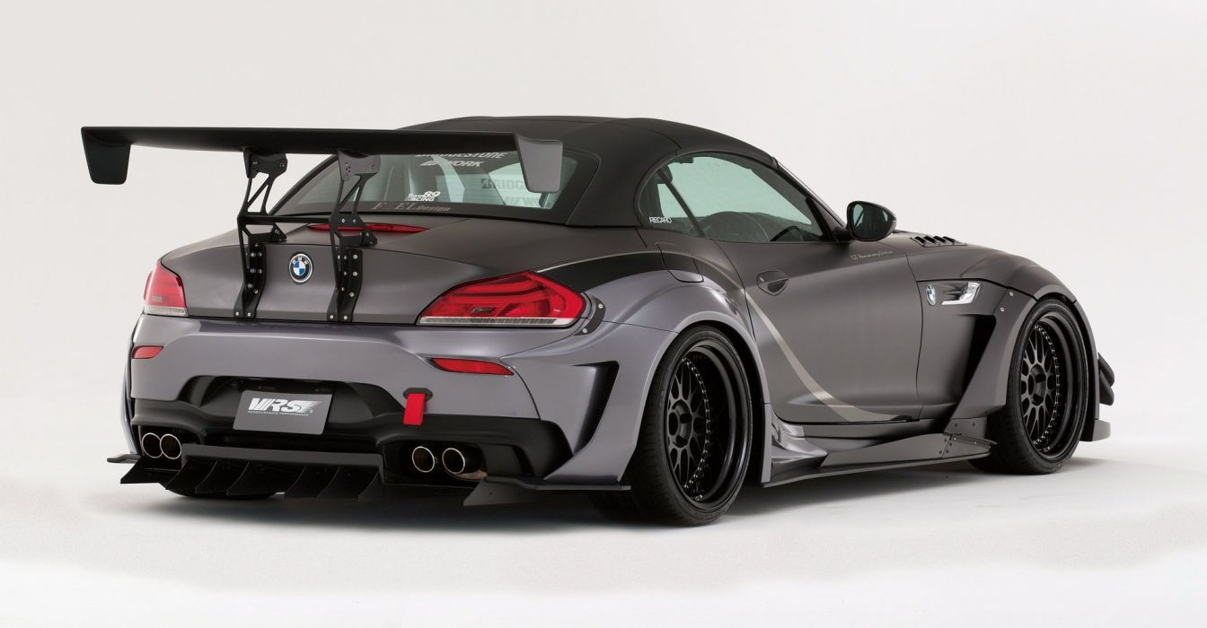 VRS BMW Z4-GT Anniversary Edition (E89) cars black modified 2015 wallpaper