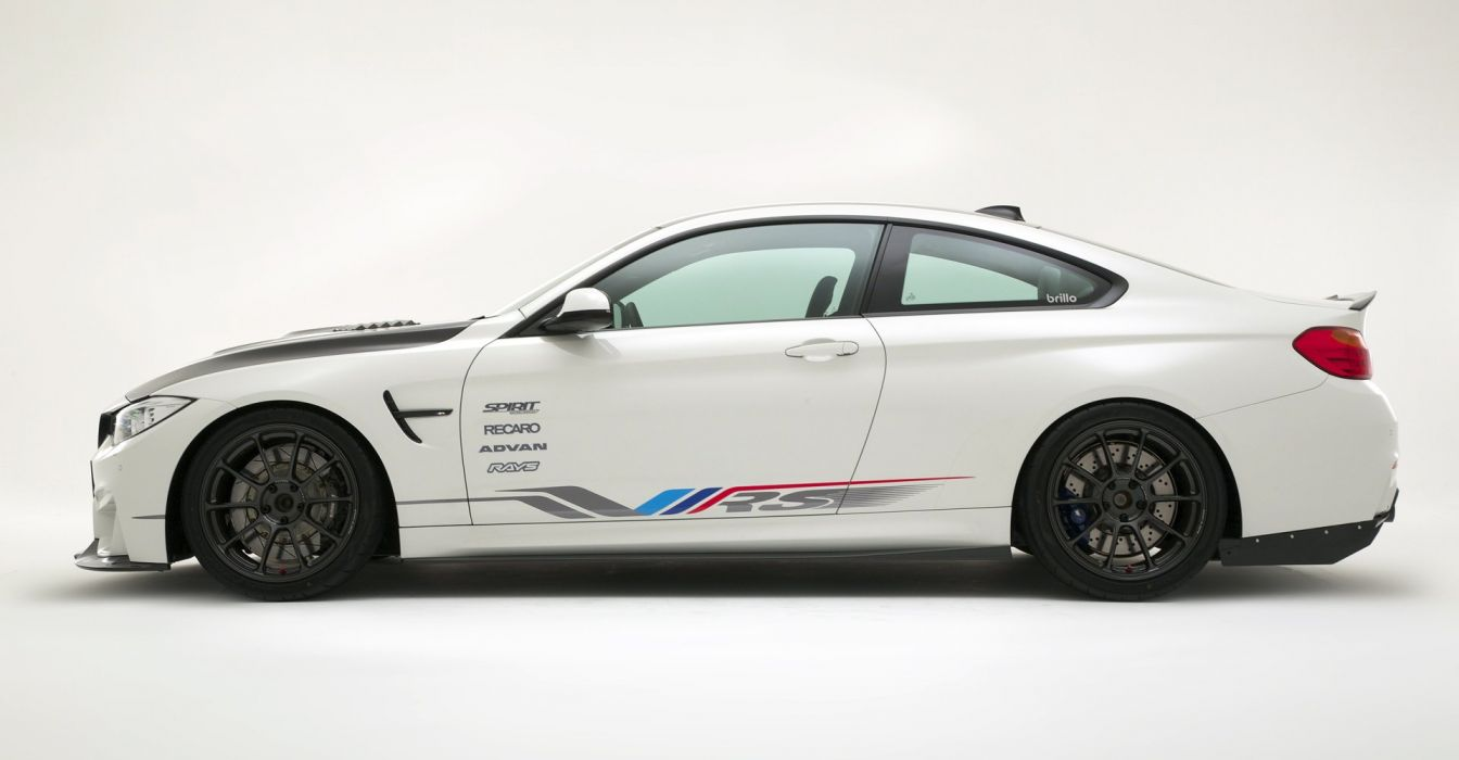 VRS BMW (M4) Coupe (F82) cars modified 2016 wallpaper