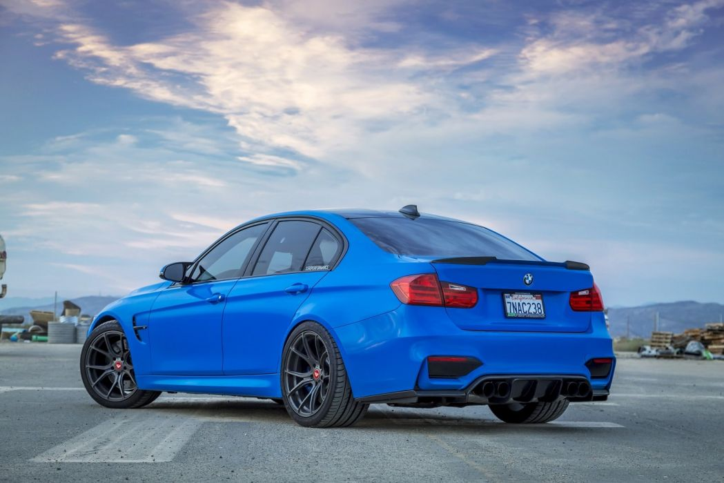 Ssr Performance Bmw M3 F80 Cars Sedan Blue Modified 2014 Wallpaper 1475x984 1034321 Wallpaperup