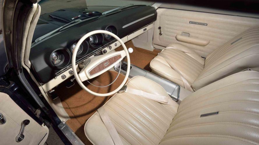 1968 FORD TORINO CONVERTIBLE cars 390 wallpaper