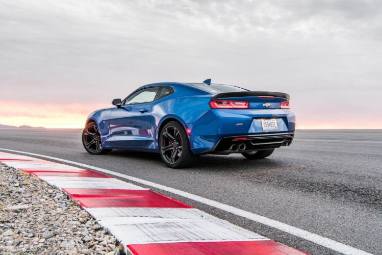 2017 chevy chevrolet Camaro 1LE cars coupe US-VERSION wallpaper