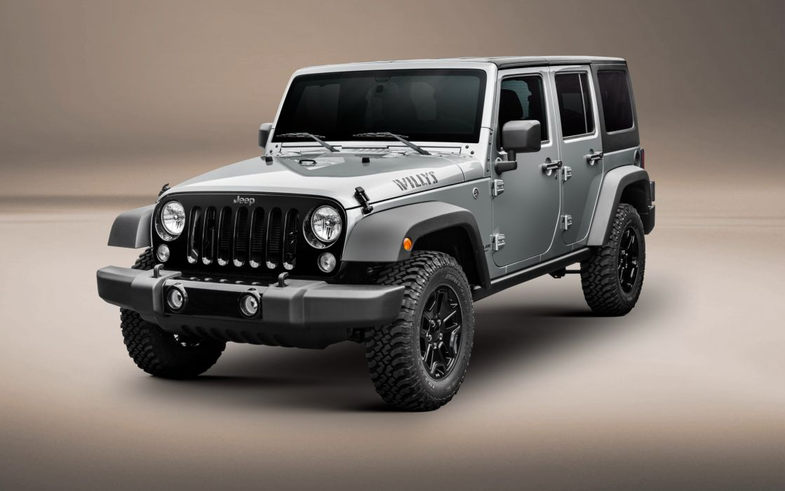 Jeep Wrangler Unlimited Willys cars 4x4 2016 wallpaper