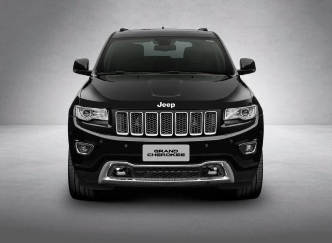 Jeep Grand Cherokee Overland cars suv 2016 wallpaper