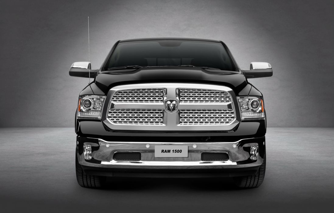 Ram 1500 Laramie Crew Cab cars pickup 4x4 2016 wallpaper
