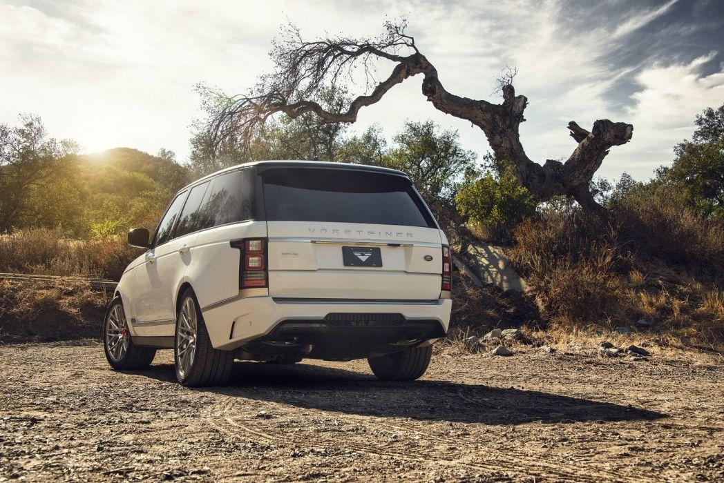Vorsteiner Range Rover (L405) suv wheels cars 2014 wallpaper