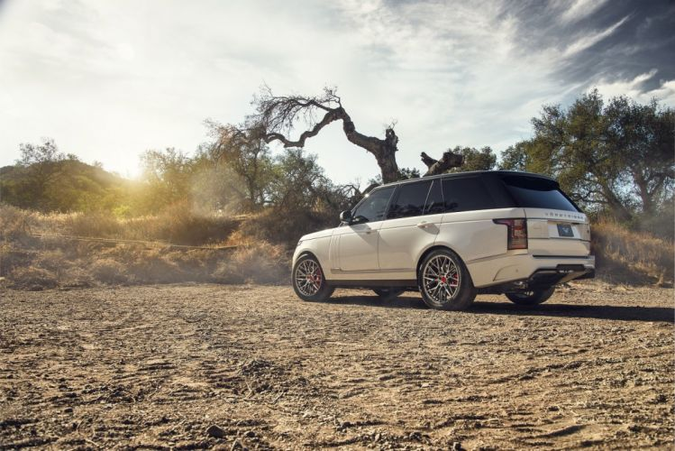 Vorsteiner Range Rover (L405) suv wheels cars 2014 wallpaper