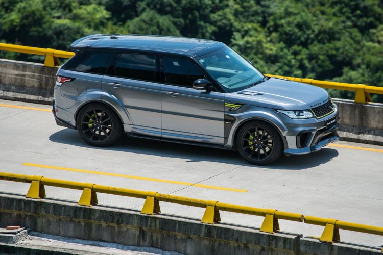 ASPEC range fover PLR610R cars suv modified 2016 wallpaper