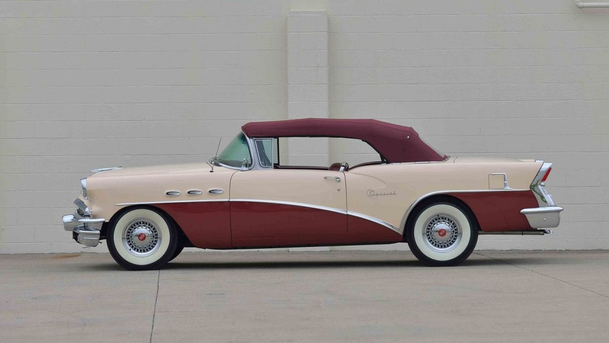 1956 BUICK SPECIAL CONVERTIBLE cars classic wallpaper