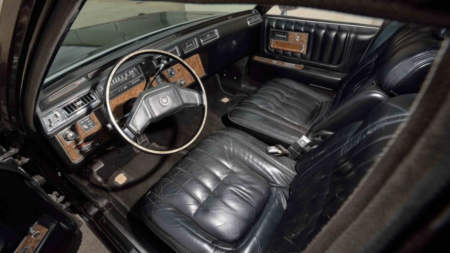 1979 CADILLAC SEVILLE cars black wallpaper
