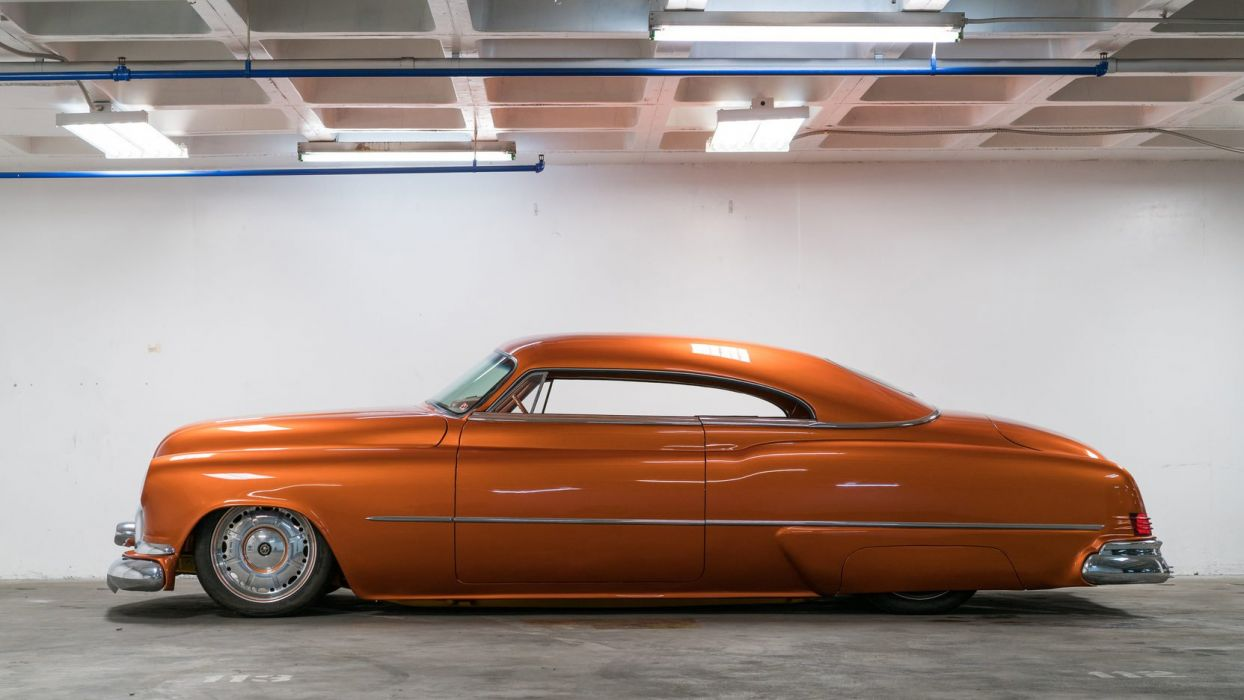 1952 BUICK RIVIERA CUSTOM cars Copper wallpaper
