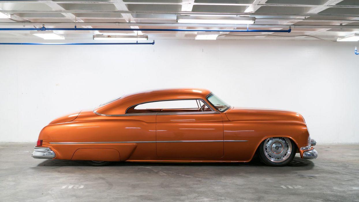 1952 BUICK RIVIERA CUSTOM cars Copper wallpaper