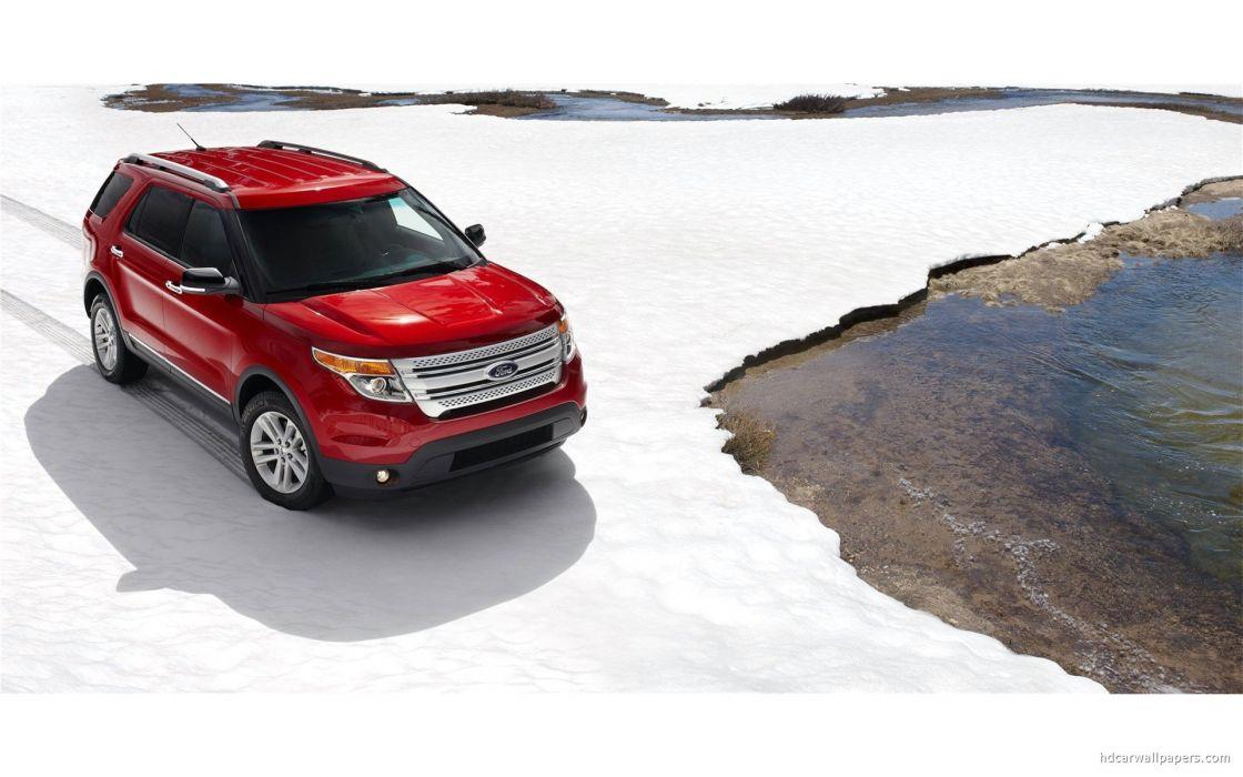 2011 Ford Explorer wallpaper