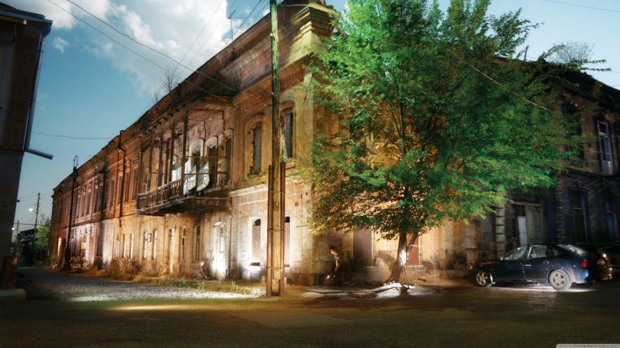 gyumri armenia-wallpaper-3840x2160 wallpaper